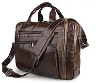 Классическая кожаная сумка  7310C, фото 1