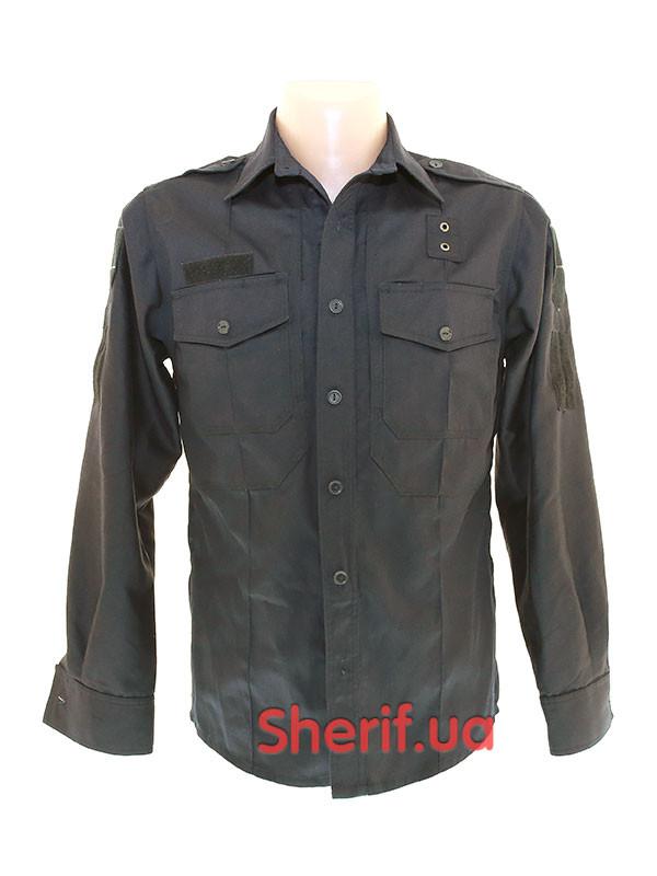 Китель полицейского Black 7810м