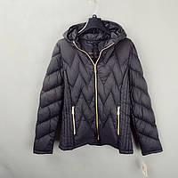 Женская стильна зимняя куртка.Натуральный утиный пух. Модель 861, фото 1