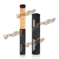 Zebra™ 6 ладу портативный карманный гитарный практике инструмент гитара аккорд тренер