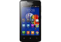 Мобильный телефон Lenovo A1000 Black (черный)