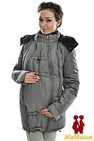 Зимняя куртка для беременных 3 в 1.