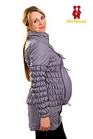 Куртка для беременной и слингокуртка 3в1 демисезонная: беременность, слингоношение, обычная куртка, фото 1