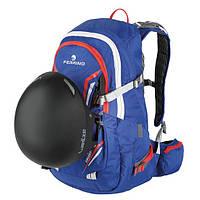 Мультифункциональный рюкзак для всех видов активностей в горах Ferrino Maudit 30+5 Blue 922853 синий