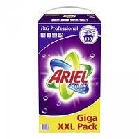 Стиральный порошок для цветного белья  Ariel Professional 130 стирок 10 кг..
