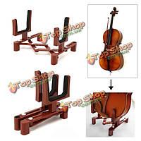 Складная скрипка альт укулеле инструмент устойчивый стенд держатель полки кронштейн