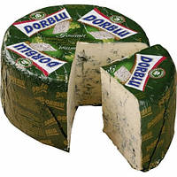 Сыр с плесенью Дорблю Kaserei Champignon Dorblu