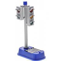 Игровой набор Светофор со светом и звуком Big motors
