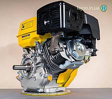 Двигатель бензиновый Sadko GE-440 (16 л.с., шпонка, вал 25,5 мм)