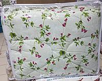 Одеяло 155*215 овечья шерсть (бязь) Ассорти, Украина