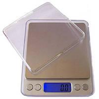 Профессиональные ювелирные весы до 500(0,01)+2чаши