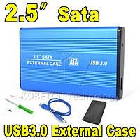 """Внешний карман Mobil Rack 2,5""""; SATA; USB 3.0"""