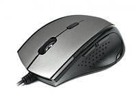 Мышь A4Tech N-740 X-1; USB; 600-1600 dpi; 4D; 8in1; Scroll; Grey