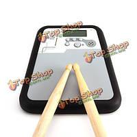 Cherub DP-850 цифровой барабан тренировка барабанщик практика коврик ритм тренировки накладка