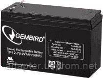 Аккумуляторная батарея Gemix LP1275; 12V 7.5AH; кислотный