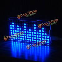 Ls1608 музыка отображения спектра 51 однокристальный электронный дисплей DIY аудио