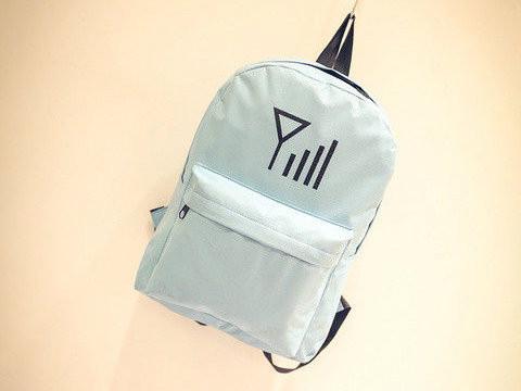Молодежный рюкзак из холста