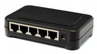 Коммутатор  DTS; Mini switch 10/100; 5 портов