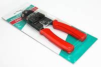 Инструмент обжимной T-03 Красный; 8P8C
