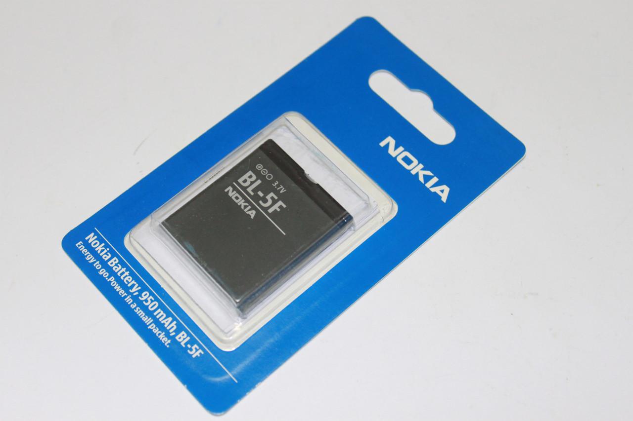 Аккумулятор Nokia BL-5F orig