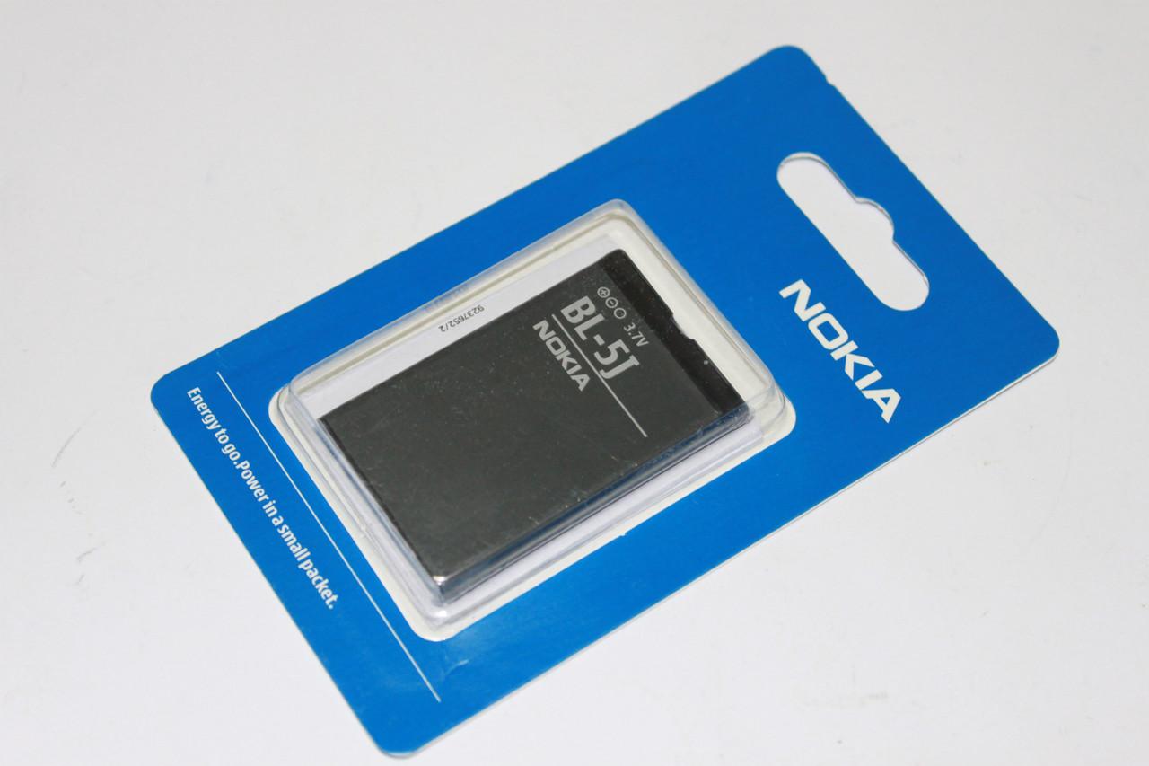 Аккумулятор Nokia BL-5J orig