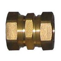 Муфта соединительная труба-труба 15*15 мм