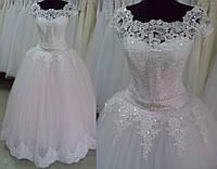 """Свадебное платье """"Лилия-4"""""""