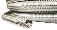 Труба гофрированная для гелиосистем нержавеющая сталь