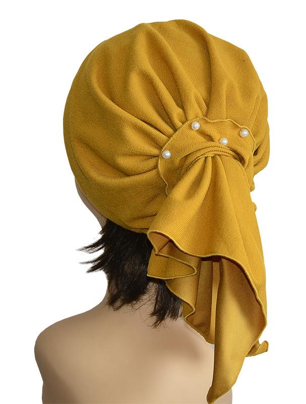 Женская шапка бандана