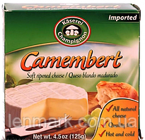 Сыр Камамбер Kaserei Champignon Camembert 125 г
