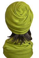 Шапка и шарф комплект Коловорот, фото 1