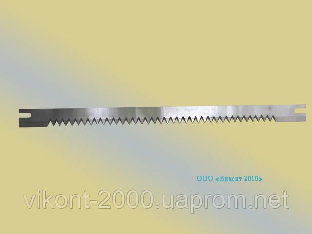 Ножи с большим высечным зубом
