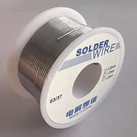 100г 0.6 63/37/0.8/1.0/1.2/1.8мм олова жильный кабель пайки проволоки катушка припоя канифоли
