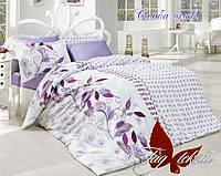 Комплект постельного белья TM TAG Самба лиловая