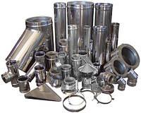 Трубы из нержавеющей стали ф100-ф300 от производителя в ассортименте