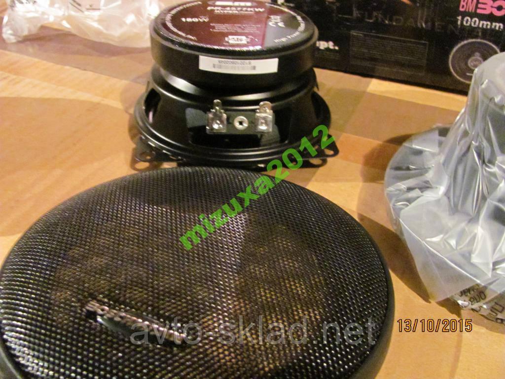 Динамики d 10 см Boschmann PR-4577 KW 2 шт