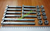 Болты реактивных штанг 2101-2107,2121 с гайками 10