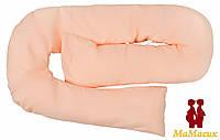 Подушка Maxi для беременных, (полистироловые шарики)