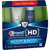 Двухступенчатая система для отбеливания зубов Crest Pro-Health HD Daily Two-Step Toothpaste System