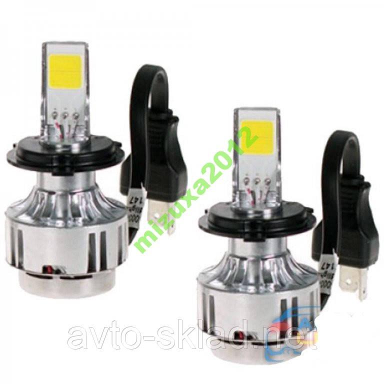 Лампы PULSO/LED/H7 светодиодные лампы 6000K 33w