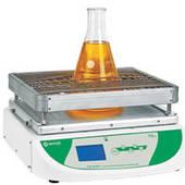 Шейкер лабораторный ПЭ-6410 многоместный с нагревом ( платф из алюм)