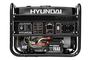 Генератор бензиновый Hyundai HHY 3000FE, фото 2