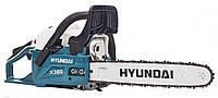 Бензопила Hyundai X 380 (Бесплатная доставка по Украине)