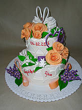 Торт под заказ  № 1