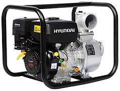 Мотопомпа Hyundai HY 100 (Бесплатная доставка по Украине)