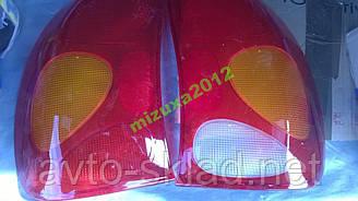 Стекло заднего стопа (фонаря) Ланос Т-150