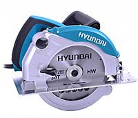 Циркулярная пила Hyundai C 1800-210 (Бесплатная доставка по Украине)