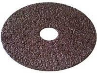 Круг фибровый шлифовальный №24 180мм, 5 шт. Spitce (18-852) уп.