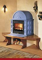 KAM 10 кВт - Печь на дровах Piazzetta Италия, фото 1
