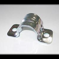 Скоба крепления втулки стабилизатора с бугром Ланос Сенс GM